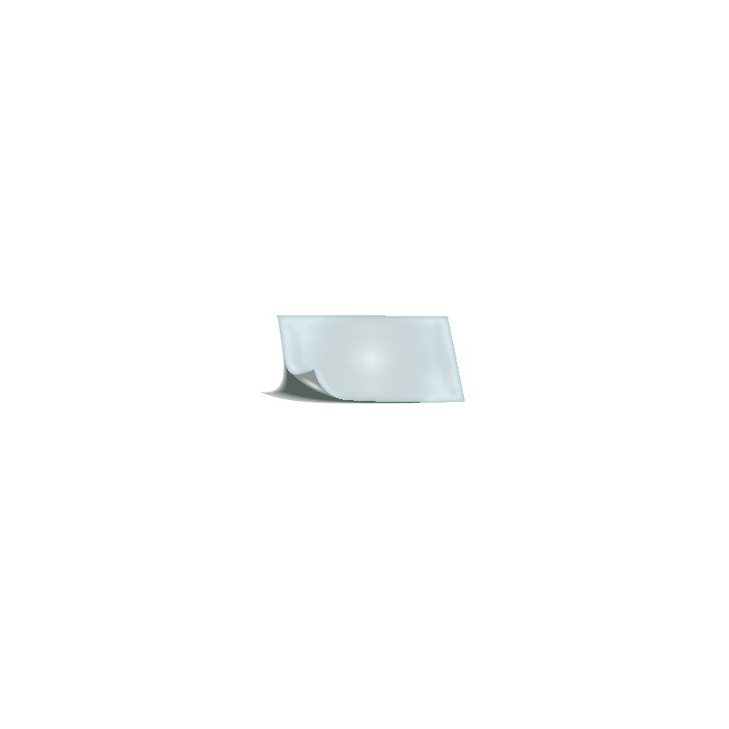 Feuille de transfert pour strass thermocollant - format A4 - x1