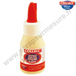 Colle textile latex - COLLALL TISSU HAUTE TEMPERATURE - 50ml