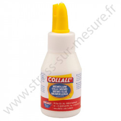 Colle Collall MEMO - Repositionnable - 50ml