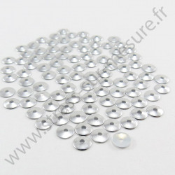 Sequin thermocollant - Argent
