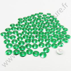 Sequin thermocollant - Vert sapin