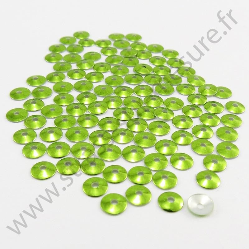 Sequin thermocollant - Vert pomme
