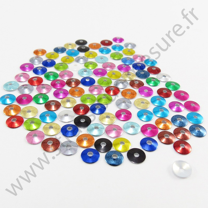 Sequin thermocollant - Multicolore